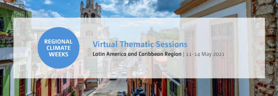 Semana Regional do Clima da América Latina e Caribe